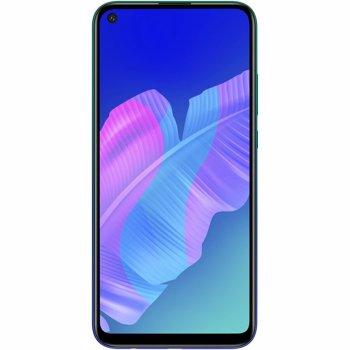 "Telefon mobil Huawei P40 Lite E Dual Sim, Aurora Blue, LTE,6.39"", RAM 4GB, Stocare 64GB"