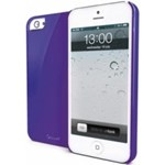 -10% Muvit Husa Capac spate Glossy Violet APPLE iPhone 5s, iPhone SE