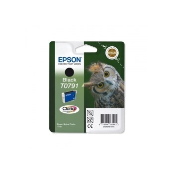 Epson T0791 - Cartus Imprimanta Photo Matte Black pentru Epson R1400 - 1500w