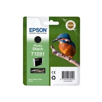 Epson T1591 - Cartus imprimanta Photo Photo Black R2000