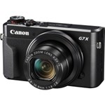 Canon PowerShot G7 X Mark II Aparat Foto Compact 20.1MP Full HD Negru