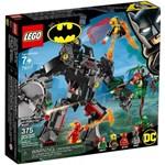 LEGO Super Heroes Robotul Batman contra Robotul Poison Ivy
