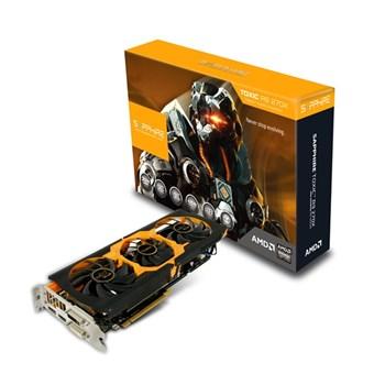 Placa video Sapphire 11217-02-40G AMD Radeon TOXIC R9 270X 2GB DDR5 256-bit