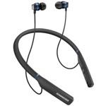 Casti Wireless Sennheiser CX 7.00BT, Bluetooth, NFC (Negru)
