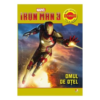 Marvel Iron Man 3 - Omul De Otel 978-606-686-082-6
