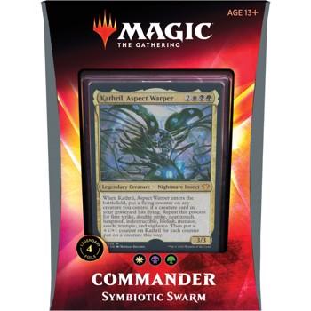 Magic the Gathering Commander 2020 Symbiotic Swarm