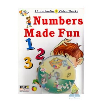 Numbers Made Fun + Cd 81-89653-14-8