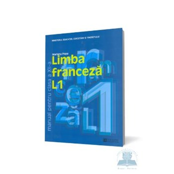 Franceza - Clasa 12. L1 - Manual - Mariana Popa