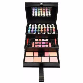 Trusa machiaj Makeup Trading Endless Desire Tiered Beauty Case, 82 buc