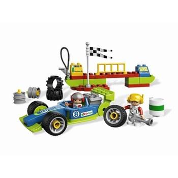 Echipa de curse din seria LEGO Duplo