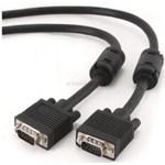 Cablu VGA-VGA, 15m, Negru