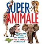 Super animale - Derek Harvey 978-606-741-679-5
