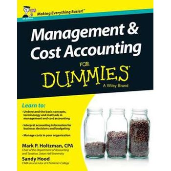 Management and Cost Accounting For Dummies – UK