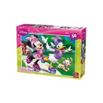 Puzzle King - Minnie Mouse Bow-tique, 50 piese (05147-B)