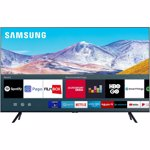 Televizor LED 108 cm Samsung 43TU8072 4K UltraHD Smart TV ue43tu8072uxxh