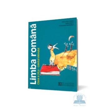 Romana clasa 7 caiet ed.2012 - Alexandru Crisan Sofia Dobra Florentina Samihaian 978-973-50-3730-7