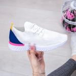 Pantofi sport dama albi Cuteria-20-rl