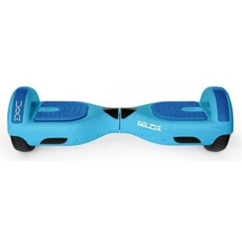 Scooter electric (hoverboard) Nilox DOC (Albastru)