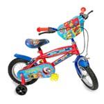 Bicicleta baieti Saica 7427 Paw Patrol roata 14 inch