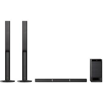 Soundbar Sony HTRT4, 600W, 5.1 canale, Sunet surround, Bluetooth, NFC, Negru