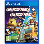 Overcooked! + Overcooked! 2 (Dual Pack) PS4