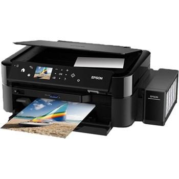 Multifunctionala Epson L850 Inkjet CISS Color A4 Negru