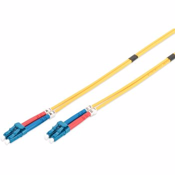 Cablu Fibra Optica ASSMANN ELECTRONIC DK-2933-01 LC - LC 1m Yellow