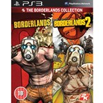 Joc Take Two Borderlands 1 si 2 Pack pentru PlayStation 3