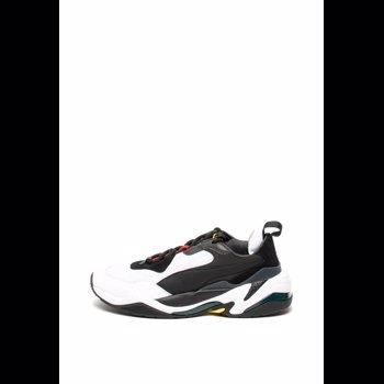 Pantofi sport unisex din material textil si piele intoarsa Thunder Spectra