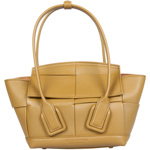 Bottega Veneta Mini Arco Bag Culoarea YELLOW