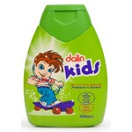 Sampon si gel de dus Dalin Kids - Mere, 300ml
