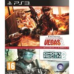 COMPILATION GHOST RECON ADVANCED WARFIGHTER 2 & RAINBOW SIX VEGAS 2 - PS3