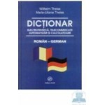 Dictionar Roman-German Electrotehnica Telecomunicatii Automatizari Si Calculatoare - Wilhelm Theis 973-7725-60-8