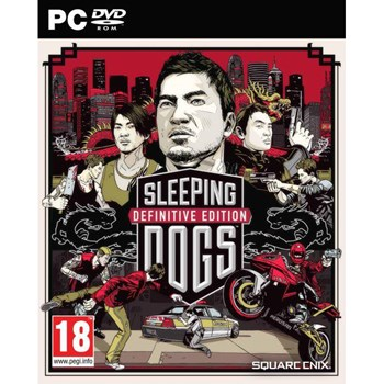 Joc PC Square Enix Sleeping Dogs Definitive Edition Limited Edition