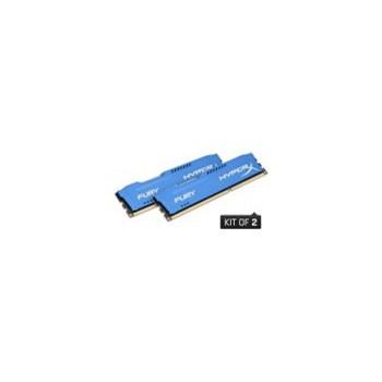 Kit Memorie HyperX Fury Blue 16GB 2x8GB DDR3 1866 MHz hx318c10fk2/16