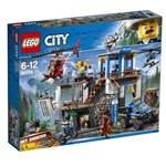 LEGO® City Police - Cartierul general al politiei montane 60174