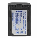 Power3000 PL65D.142 - acumulator replace tip Sony NP-FH50 750mAh