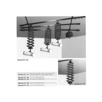 Fancier CT-04 Sistem suspendat de sustinere pentru 4 lumini/blitzuri de studio