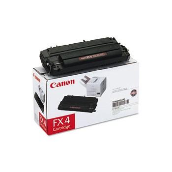 Toner, black, CANON FX-4