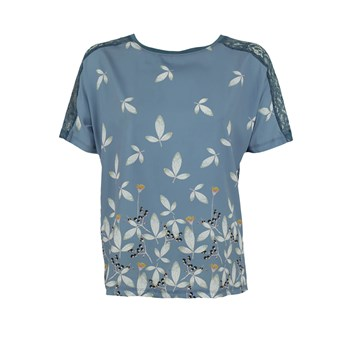 Tricou Vero Moda Pamela Blue