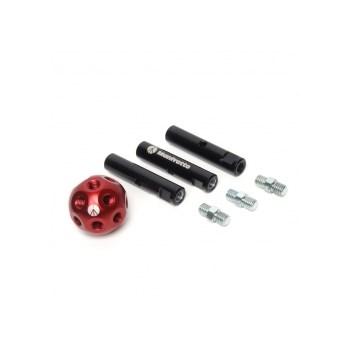 Manfrotto Dado Kit MSY0590A - sistem prindere accesorii, 3 tije