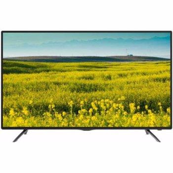Televizor Smarttech LED Smart TV LE-4348SA 109cm Full HD Black