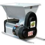 Dezciorchinator cu zdrobitor, cuva vopsea emailata, Grifo, DMC cuva 900 x 500 mm - motor 220 V, 1 CP, 1500kg/h