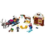 LEGO Disney Anna and Kristoff's Sleigh Adventure 41066 Building Kit
