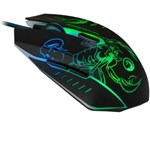 Mouse gaming MARVO M316, 2400 dpi, negru