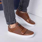 Pantofi barbati Coxen maro casual