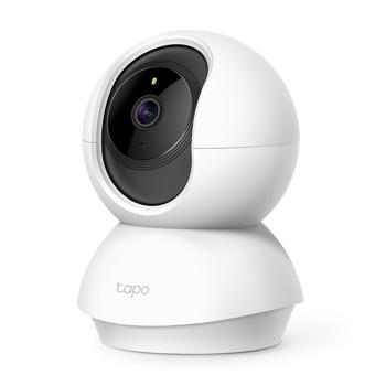 Camera IP Wireless TP-LINK Tapo C200, Full HD 1080p, IR, Night Vision, alb