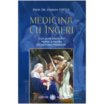 Medicina cu ingeri - Doreen Virtue 973-8080-04-8