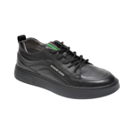 Pantofi GRYXX negri, D05161, din piele naturala