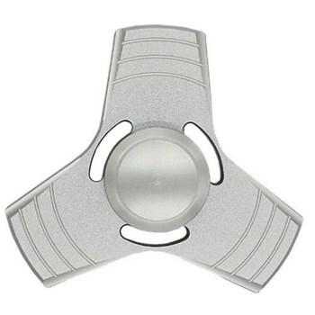 Lemontti Fidget Spinner Aluminiu Argintiu lemsfa001arg